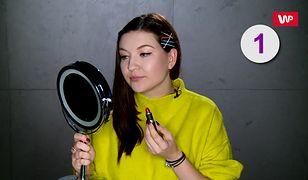 3 zastosowania czerwonej szminki. Zrobicie nią cały makijaż
