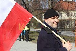Protesty w Warszawie. Utrudnienia w ruchu