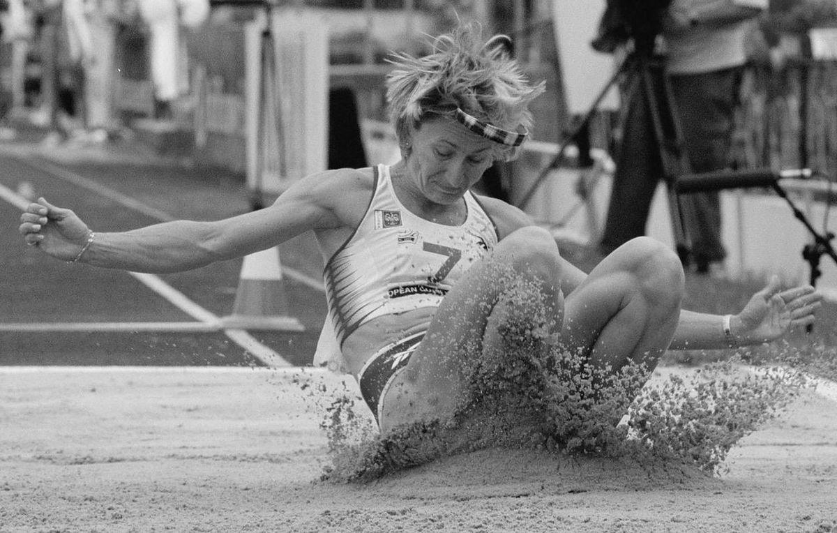 Zmarła Agata Karczmarek, olimpijka, rekordzistka Polski w skoku w dal