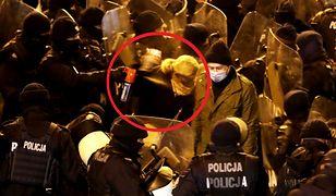 Strajk Kobiet. Barbara Nowacka dostała gazem. Policja zapowiada, że nagranie ujrzy światło dzienne