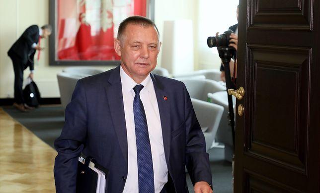 Marian Banaś nie zgadza się z wnioskami z kontroli oświadczeń majątkowych przez CBA