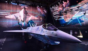 Rosjanie pokazali nowy myśliwiec. To konkurencja dla F-35