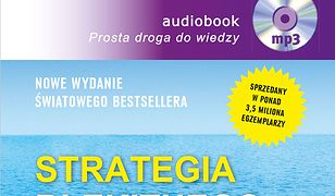 Strategia błękitnego oceanu. Wydanie rozszerzone-Audio. Jak stworzyć niekwestionowaną przestrzeń rynkową i sprawić, by konkurencja stała się nieistotna