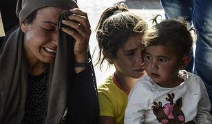 Turcja przyjęła 2,7 mln syryjskich uchodźców
