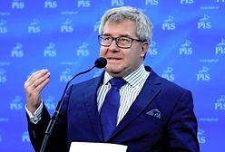 Ryszard Czarnecki o Tusku: im więcej mówi, tym lepiej dla PiS