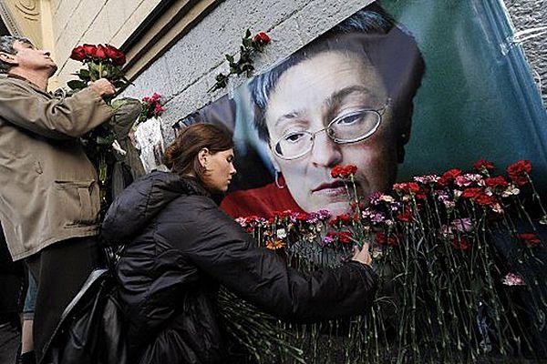 Anna Politkowska została zastrzelona w 2006 r.