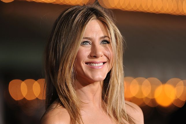 Jennifer Aniston ma do siebie dystans