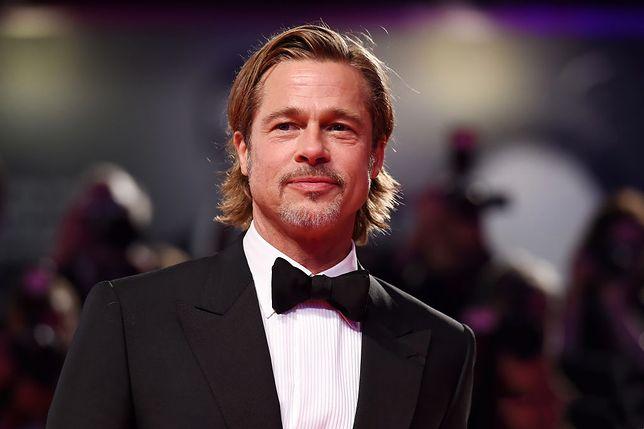Brad Pitt opowiedział o swojej chorobie alkoholowej