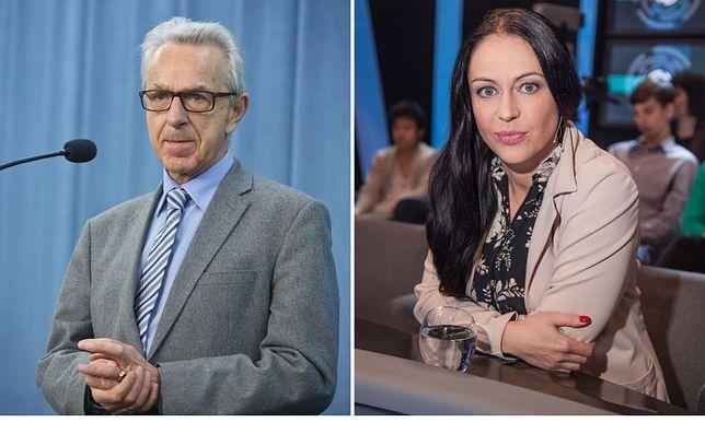 Zbigniew Lew-Starowicz i Maria Rotkiel