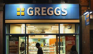 Piekarnia Greggs w Wielkiej Brytanii