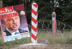 Andrzej Duda z wąsami Hitlera. Białoruskie media drwią z polskiego prezydenta