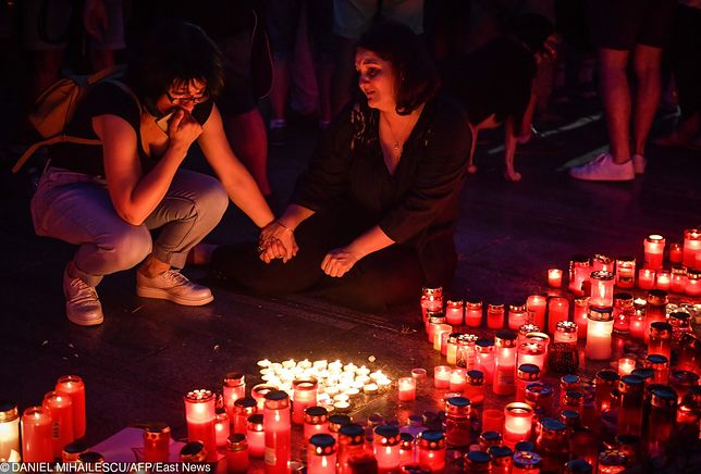Rumunia. Manifestacja po porwaniu i śmierci 15-latki