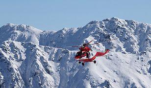 Zawieszono poszukiwania 28-letniego biegacza w Tatrach