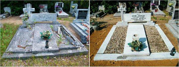 Kibice Lecha będą kwestować na cmentarzach na rzecz renowacji grobów powstańców wielkopolskich
