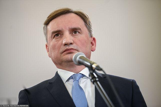 Zbigniew Ziobro uderza w Izbę Dyscyplinarną