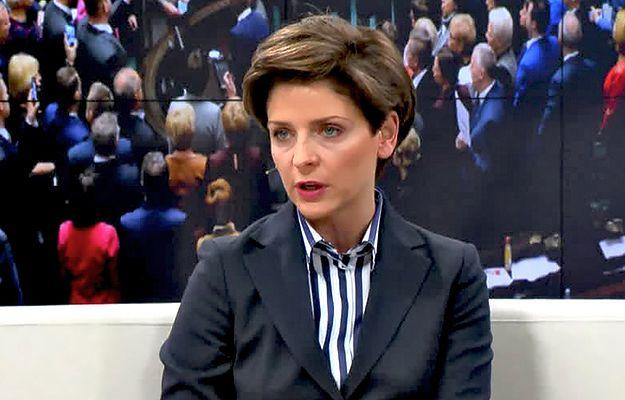 Joanna Mucha: przedstawiciele PiS jak funkcjonariusze reżimów totalitarnych