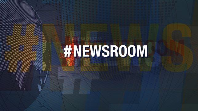 #Newsroom - Mirosława Stachowiak-Różecka i Cezary Tomczyk
