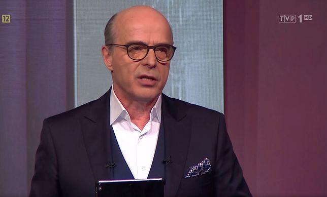 """Jan Pospieszalski wierzy, że dzięki widzom """"Warto rozmawiać"""" wróci na antenę."""