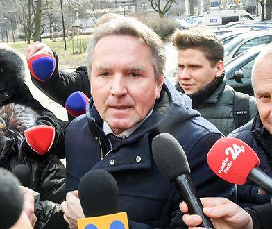 Austriacki biznesmen znów zjawi się w Prokuraturze Okręgowej w Warszawie.