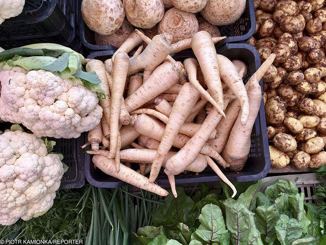 Najmocniej podskoczą ceny warzyw gruntowych. Pietruszka już jest bardzo droga.