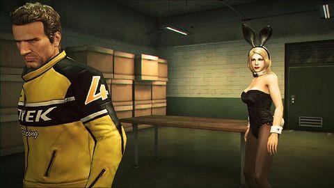 Dead Rising 2: Chuck Green lubi Playboya