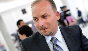 Robert Węgrzyn chce wrócić do polityki