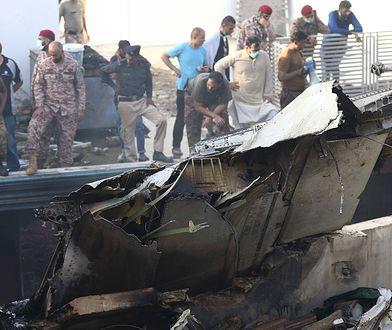 Pakistan. W katastrofie Airbusa A320 zginęli niemal wszyscy pasażerowie