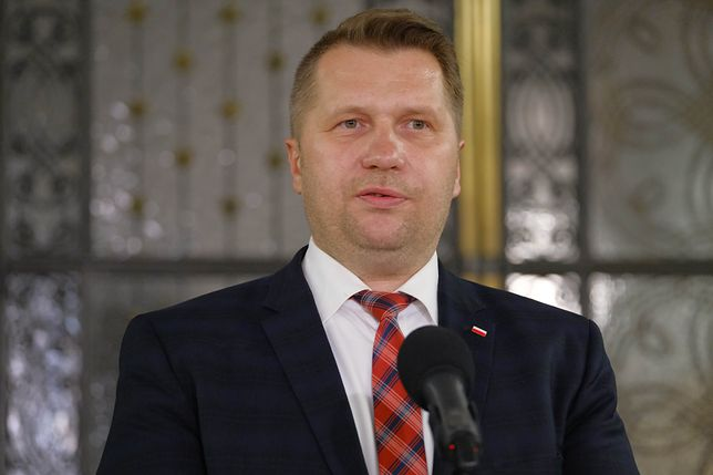 Przemysław Czarnek wywołał skandal homofobiczną wypowiedzią