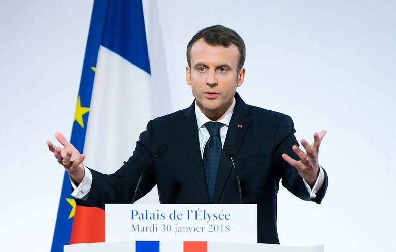 Koronawirus. Prezydent Francji zakażony COVID-19. Emmanuel Macron w izolacji