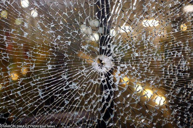 Szaleńczy rajd z wiatrówką w Rzeszowie. Strzelali w szyby mieszkań i samochodów