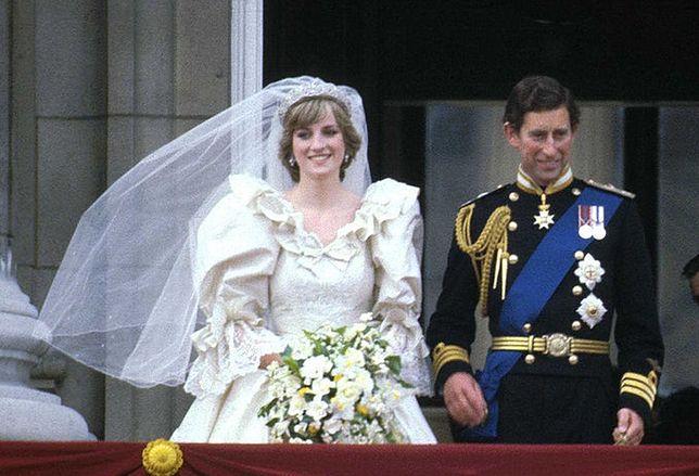 Ślub Diany i Karola oglądało w telewizji 750 milionów osób