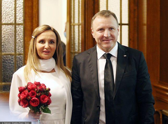 Jacek Kurski nie oszczędzał na rocznicowym wyjeździe z żoną i córką