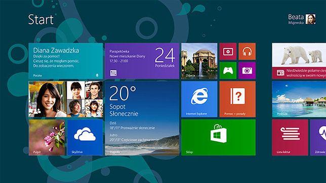 Microsoft: Sprzedaliśmy ponad 200 milionów kopii Windowsa 8