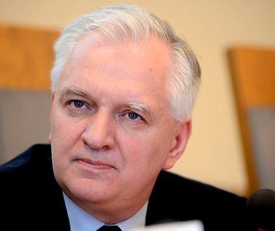 Francuska minister zarzuca grupie Polaków antysemityzm. Gowin odpowiada