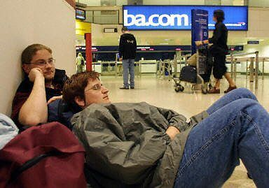 British Airways odwołały wszystkie loty z Heathrow