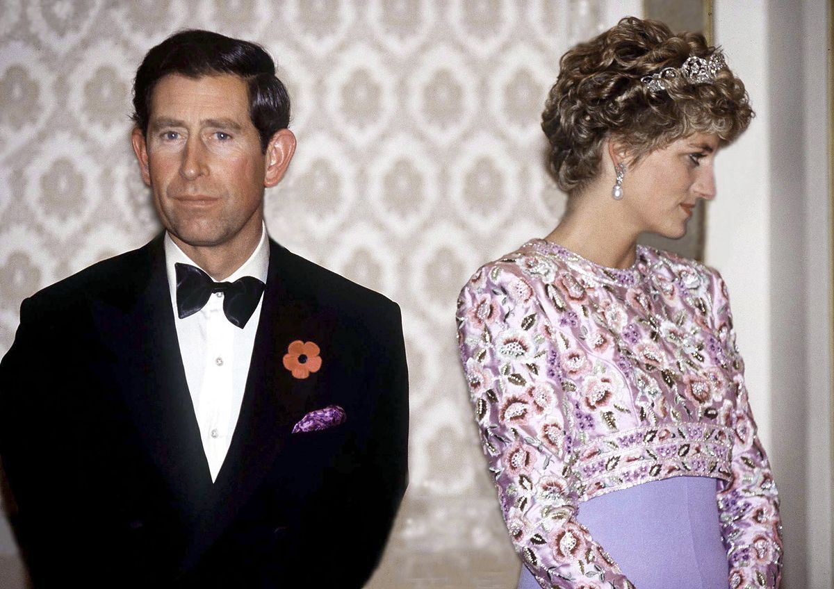 Książę Karol i Diana