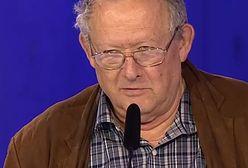 Michnik nie powstrzymał się od politycznego komentarza. Uderzył w TVP