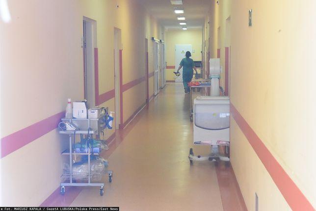 Koronawirus w Polsce. Pacjent zero jednak nie opuścił szpitala