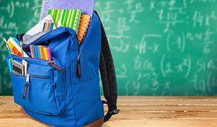 Plecak dla dziecka musi być wygodny i dobrze wyprofilowany