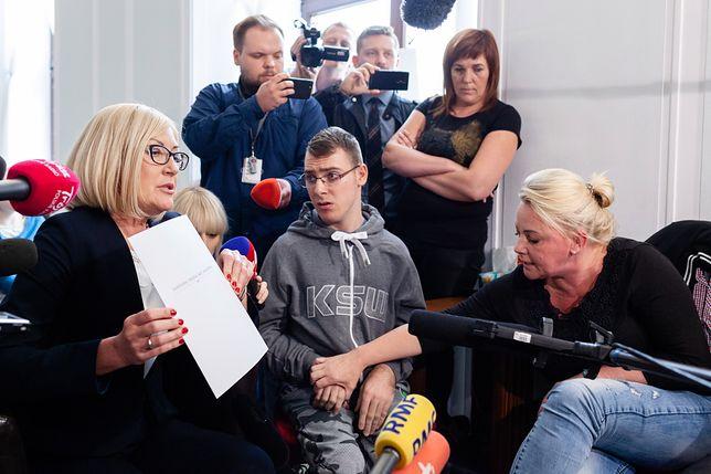 Niepełnosprawni i ich bliscy domagają się wsparcia