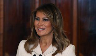 Melania Trump wydała miliony dolarów na zmiany w wystroju Białego Domu