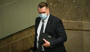 Przemysław Czarnek ukarany naganą. Minister krytykuje komisję
