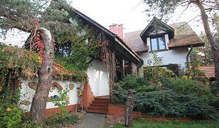 Dom Janusza Korwin-Mikkego w Otwocku
