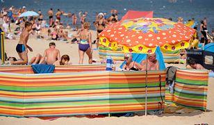 Pogoda w Gdańsku zachęca do wypoczynku nad Bałtykiem
