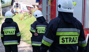 Przełożeni strażaka przeprosili za jego słowa