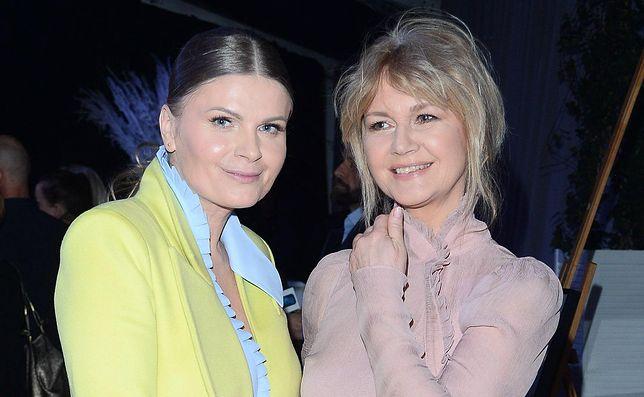 Viola Piekut i Grażyna Torbicka