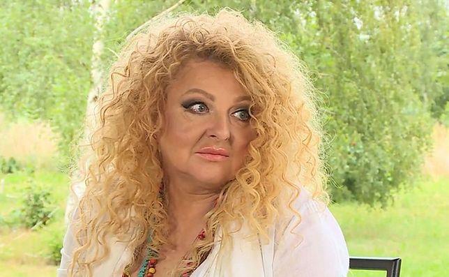Magda Gessler nie sili się na sztuczność