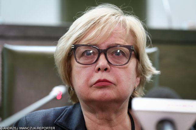 Prof. Małgorzata Gersdorf złożyła oświadczenie majątkowe
