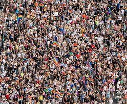W Niemczech zebrał się gigantyczny tłum. Mocne słowa o Polsce