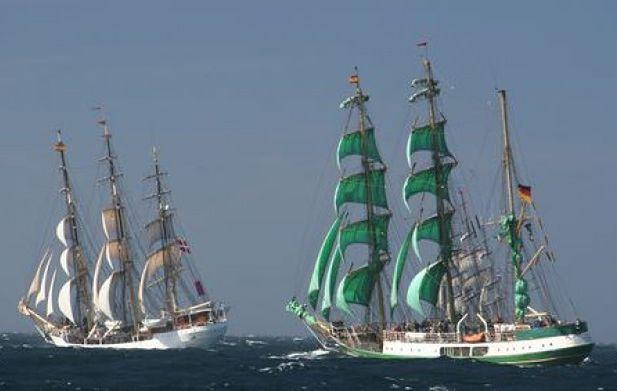 """The Tall Ships"""" Races 2007 w Szczecinie"""